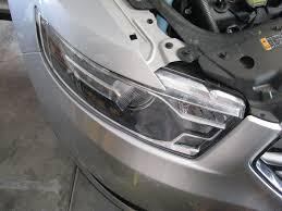 2013 ford taurus passenger side headlight assembly repla flickr