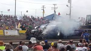 100 Truck Pull Videos Bowling Green Modified Tractor Pull Crash