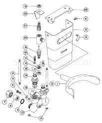 Foot Pedal Faucet Kit by Crane 8h5015 Hospital Knee Valve Parts
