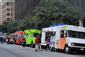 Food Trucks, Trailers, And Stands: The Growing Popularity Of Mobile ...
