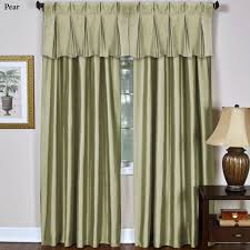 Kohls Curtains And Drapes by Coffee Tables Royal Velvet Crushed Voile Scarf Valance Kohl U0027s