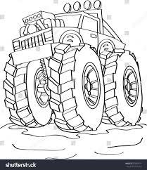 100 Monster Truck Drawing S For Kids Clip Art Rhclipartlibrarycom Free Monster Truck Drawing