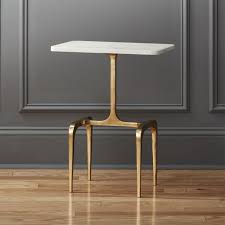 Crate And Barrel Sterling Desk Lamp by Modern Side Tables And Unique Accent Tables Cb2