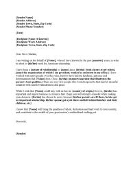 How write a character letter for court well photo sample judge