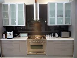 Small Narrow Kitchen Ideas by Small And Narrow Kitchen Design With Wall Built In Cabinet With