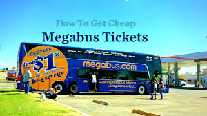megabus com low cost tickets megabus review how to get cheap megabus tickets