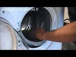lave linge bosch maxx 7 probleme guide vidéo remplacez vous même un joint sur porte sur votre du