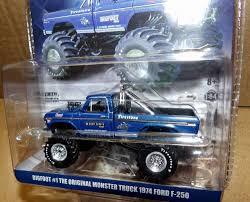 Greenlight Bigfoot #1 The Original Monster Truck 1974 Ford F-250 Jam ...