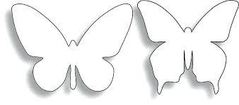 Diy Butterfly Wall Art Ideas Design White Interior Decoration