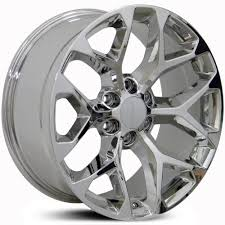 100 20 Inch Truck Rims Gmc Inch Wheels Rims Replica OEM Factory Stock Wheels
