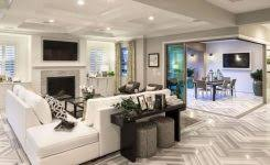 Model Home Interiors Best 25 Decorating Ideas On Pinterest Homes Collection