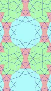 girih pattern analysis of a decorated arch in the sultan s loge