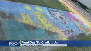Chalk It Up Festival Wrapping Up Its 28th Year In Sacramento « CBS ...