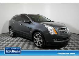 Cadillac Srx Floor Mats 2012 by Used Cadillac Srx For Sale Special Offers Edmunds