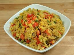 comment cuisiner le quinoa quinoa aux légumes recettes cookeo