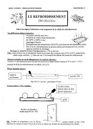 les procédures en hygiène et sécurité en restauration en haccp