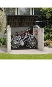 Keter Woodland High Storage Shed by Best 25 Plastic Bike Storage Ideas On Pinterest Cedar Stain