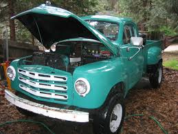 100 1953 Studebaker Truck 34 Ton 4wd Used 2r For Sale In