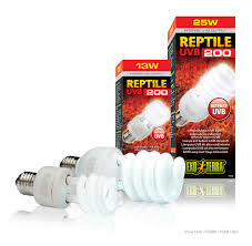 Uvb Lamp Vitamin D3 by Exo Terra New Uv Rating System