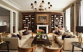 living room furniture layout plus brown wall paint scheme home