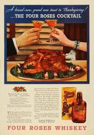 Vintage Ad Archive Halloween Hysteria by William Penn 1945 Whiskey Booze Advertising Pinterest