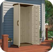 Suncast 7 X 7 Alpine Shed by Suncast Sheds Resin Storage Shed Kits