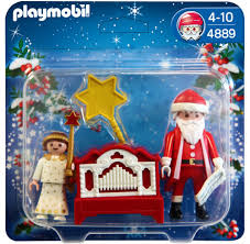 maison du pere noel playmobil playmobil 4889 pere noel et petit ange playmobil achat prix