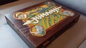 Jumanji Board Game Prop Replica Screen Accurate With Light Sound