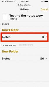 How to Recover Deleted Notes on iPhone & iPad