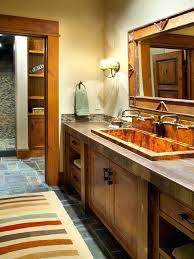 vanities trough sink double vanity double trough sink bathroom