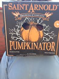 St Arnolds Pumpkinator 2014 by Uncategorized Juniors Beer And Wine
