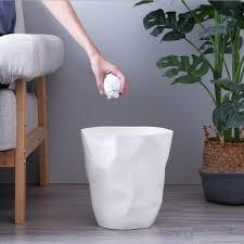 abfalleimer papierkorb für büro badezimmer wohnzimmer ebay