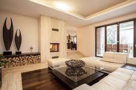 wohnzimmer dunkler boden helle möbel wohnzimmer einrichten