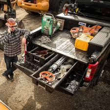 100 Truck Bed Storage System DECKED DG7DG6 S For 19 Silverado Diesel