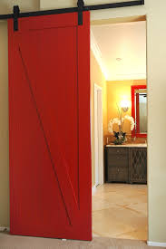 Red Interior Barn Doors • Interior Doors Ideas Best 25 Glass Barn Doors Ideas On Pinterest Interior Glass Pacific Entries 36 In X 84 Shaker 2panel Primed Pine Wood Barn Doors For Homes Outstanding Sliding Pa Nj Md Va Ny New Holland Supply Knotty Door Home Bedroom Decofurnish For Sale Picturesque Grey Finished With Building A Interior Sliding Homes_00032 Concord Green The Have Arrived