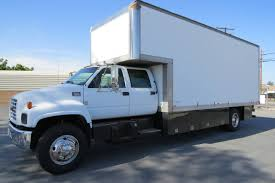 2001 CHEVROLET-GMC C6500 22 Ft. Crew Cab Box Van Grip Truck, Fontana ... Gmc Savana Box Truck Vector Drawing 1996 3500 Box Van Hibid Auctions 2006 W4500 Cab Over Truck 015 Cinemacar Leasing 2019 New Sierra 2500hd 4wd Double Cab Long At Banks Chevy Used 2007 C7500 For Sale In Ga 1778 Taylord Wraps Full Wrap On This Box Truck For All Facebook 99 For Sale 257087 Miles Phoenix Az 2004 Gmc Caterpillar Engine Florida 687 2005 Cutaway 16 Flint Ad Free Ads