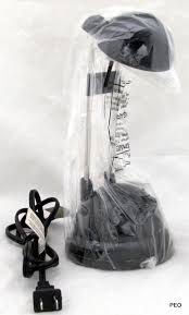 Ikea Alang Floor Lamp Nickel Plated Gray by Ikea Espressivo Black Desk Lamp Adjustable Height Halogen Bulb