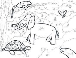 Free Printable Math Worksheets For Kindergarten Addition And Subtraction Coloring Pages Grade Endangered Animals Sheet Parent