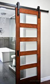 Master Bathroom Sliding Barn Door... This Is The Master Bathroom ... 11 Best Garage Doors Images On Pinterest Doors Garage Door Open Barn Stock Photo Image Of Retro Barrier Livestock Catchy Door Background Photo Of Bedroom Design Title Hinged Style Doorsbarn Wallbed Wallbeds N More Mfsamuel Finally Posting My Barn Doors With A Twist At The End Endearing 60 Inspiration Bifold Replace Your Laundry Pantry Or Closet Best 25 Farmhouse Tracks And Rails Ideas Hayloft North View With Dropped Down Espresso 3 Panel Beige Walls Window From Old Hdr Creme