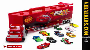 Disney Pixar Cars 2 - Talking Mack And Die Cast Set - Review - Video ... Lego Technic 2in1 Mack Truck Hicsumption Judys Doll Shop Bruder Fire Engine Disney Pixar Cars 2 Toys 2pcs Lightning Mcqueen City Cstruction Playset Walmartcom Awesome 1950s Restored Mack Dump Toy Pressed Steel Sinas Mattel Transporter Vehicle Flg70 Mechaniai Soldout Car No95 Racers Buy 116 Granite Low Loader With Jcb Backhoe New Francesco Bernoulli Garbage Of America Bachelor Pad Kmart