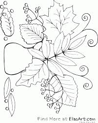 Fall Coloring Pages Printables