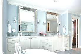Double Vanity Bathroom Mirror Ideas by Bathroom Mirrors For Double Vanity Bathroom Mirrors Over Double