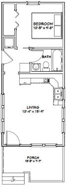 14x40 cabin floor plans tiny house pinterest cabin floor