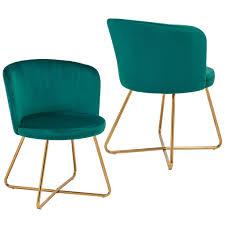 möbel 2x stühle lehnstuhl esszimmer stuhl polsterstuhl samt