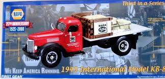 1949 International Kb-8 Truck Napa 75th Anniversary 1/34 First Gear ... Truck Telolet 6 Corong 8 Nada Youtube Everything You Need To Know About Nada Webtruck Dubai Uae United Arab Emirates Middle East Deira Al Rigga Sold Used Guide Volvo Kenworth Models Earn Top Retail Resale Value Of Natural Gas Trucks 1990 Chevrolet 454 Ss Pickup Fast Lane Classic Cars Sherry Installation At Art Fair July 2012 By Ann Liv Young Ford Super Camper Specials Are Rare Unusual And Still Cheap Official Car Price Book October 2016 Free Gms 27liter Turbo Engine Is In The Wrong Truck A Classic Celebration News