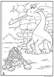 Good Dinosaur Coloring Pages Free Printable 38