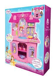 Princess Kitchen Play Set Walmart by Amazon Com Disney Princess Ultimate Fairytale Kitchen Toys U0026 Games