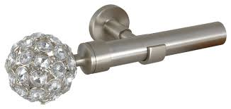 Restoration Hardware Estate Curtain Rods by Curtain Rods With Crystal Ends U2013 Curtain Ideas Home Blog