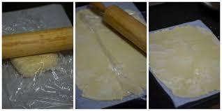 Easy French Apple Tart Recipe Roll