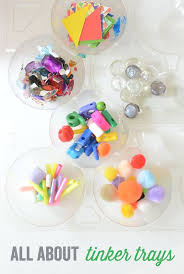 I Love Tinker Trays And Use Them All The Time With My Kids Open Ended